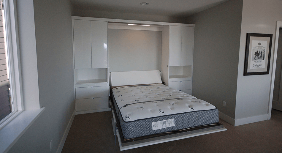 Huge Selection Of Wallbeds And Closets Built Here In The Northwest