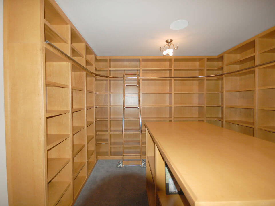 Library Study - Bookcase
